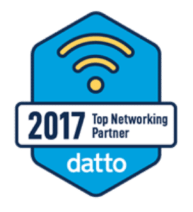 2017 Top Networking Partner Datto