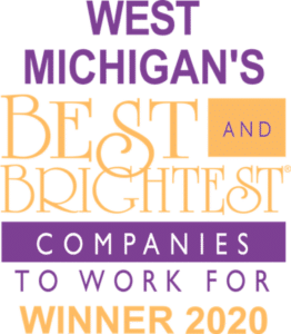 West Michigan's Best and Brightest Companies to Work For Winner 2020 Logo